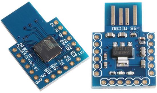 Arduino Leonrdo ATMEGA32U4 digispark недорого