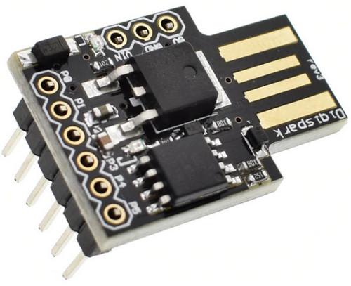 Arduino Digispark на ATtiny85 недорого купить