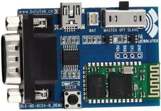Модуль BlueTooth COM port - радио COM порт