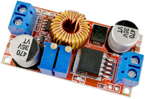 Понижающий модуль XL4015 до 5 А регулировка тока и напряжения