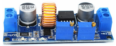 Заряд лития на XL4015 до 5 Ампер