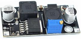 Повышающий-понижающий импульсный модуль питания XL6019 sepic