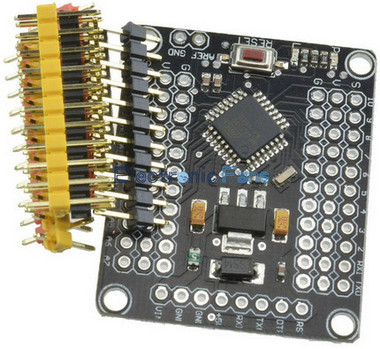 Arduino pro mini servo