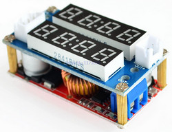 импульсный понижающий для заряда аккумуляторов до 5 А XL4005