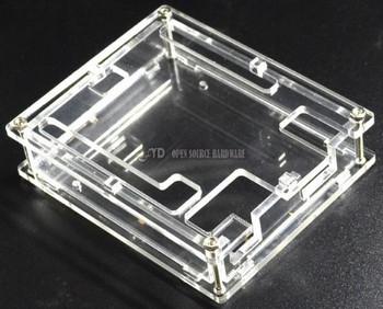 Корпусы для Arduino UNO и MEGA2560 прозрачные акриловые