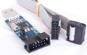 Недорогой USB программатор USBasp для AVR ATmega ATtiny